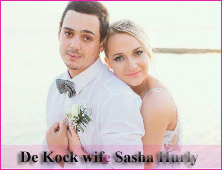 Quinton De Kock wife
