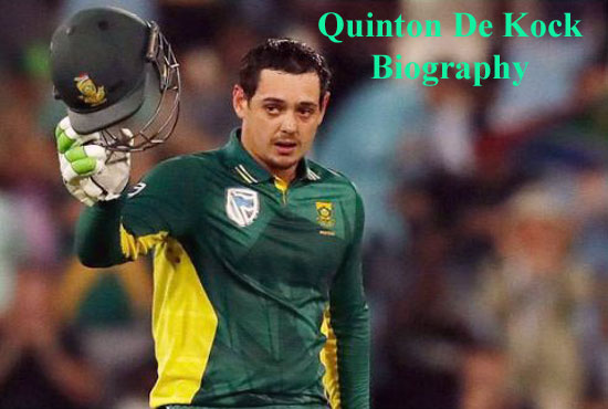 Quinton De Kock Cricketer, IPL, wife, family, age, height