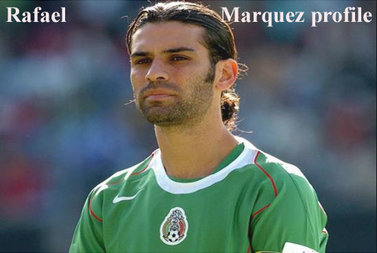 Rafael Marquez profile, age, wife, family, net worth, FIFA 18 and club career
