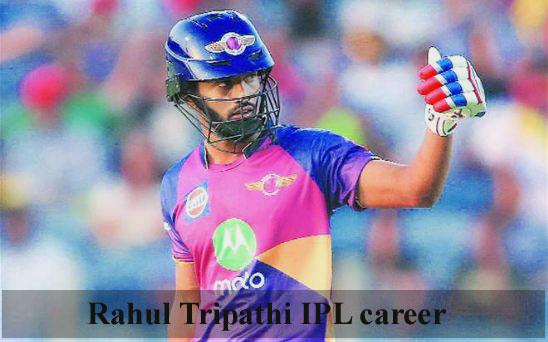 Rahul Tripathi IPL