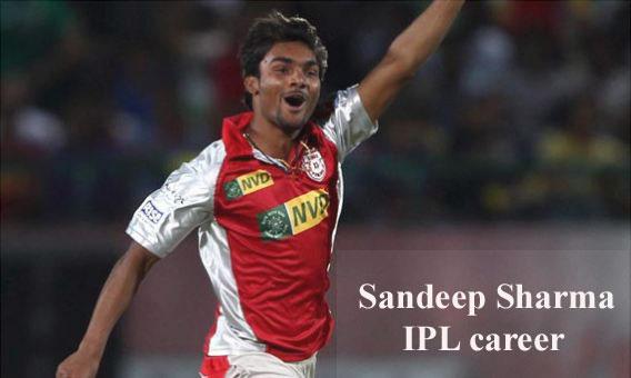 Sandeep Sharma IPL