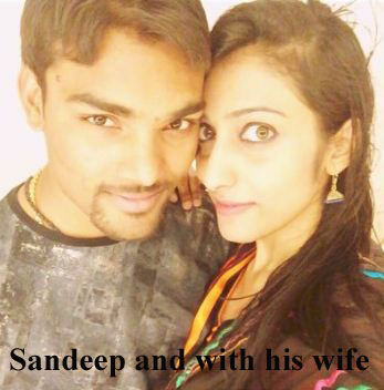 Sandeep Sharma wife