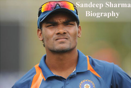 Sandeep Sharma Cricketer, bowling, IPL, wife, family, age, height and more