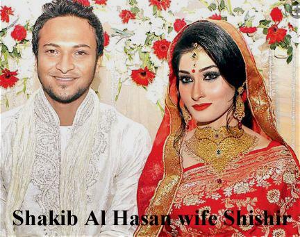 Shakib Al Hasan wife