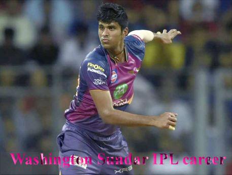 Washington Sundar IPL