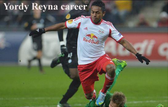 Yordy Reyna current teams