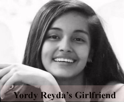 Yordy Reyna girlfriend