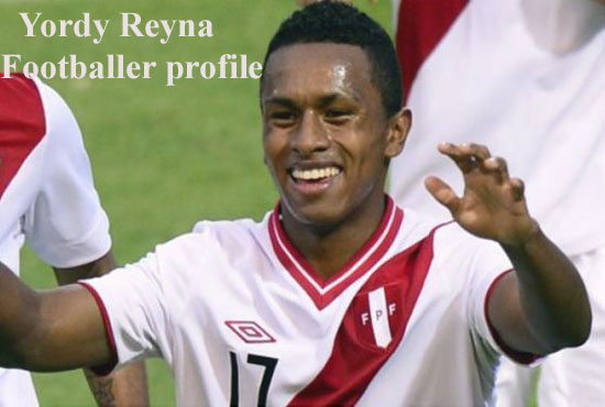 Yordy Reyna profile, height, wife, FIFA 18, family, salary, and club career