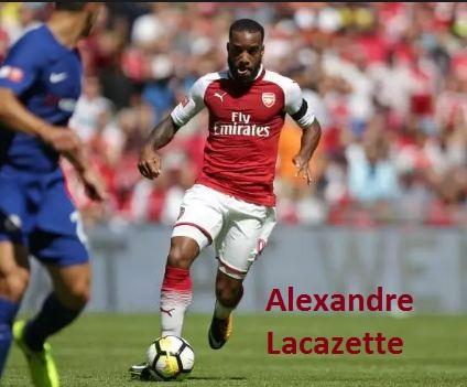 Alexandre Lacazette profile