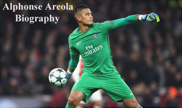 Alphonse Areola goalkeeper