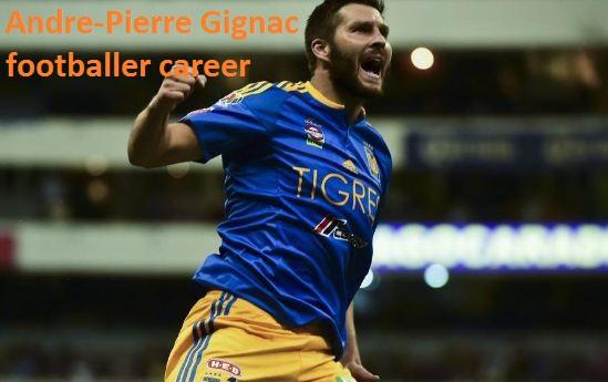 Andre-Pierre Gignac profile