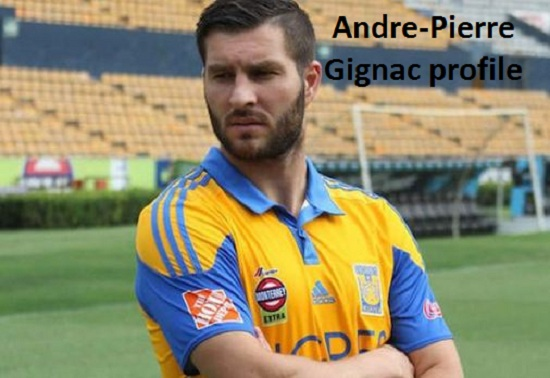 Andre-Pierre Gignac Profile, height, wife, family, salary