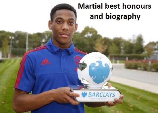 Anthony Martial Profile, height, wife, family, salary, and more