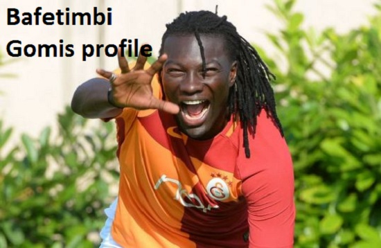 Bafetimbi gomis profile, wife, parents, celebration, family and so