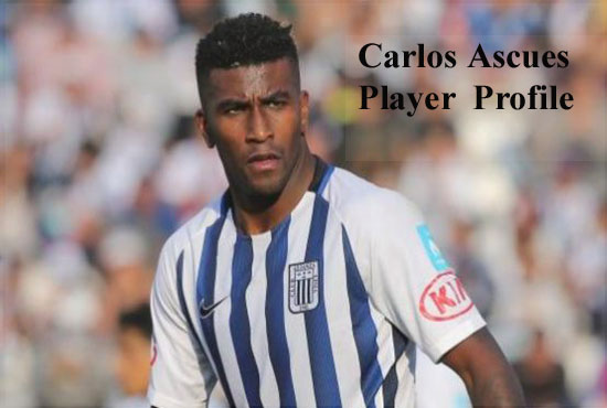 Carlos Ascues profile