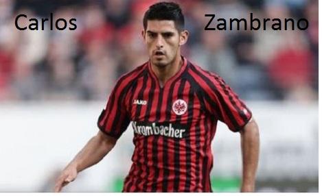 Carlos Zambrano footballer