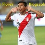 Edison Flores profile, height, wife, biography, family, salary and club career