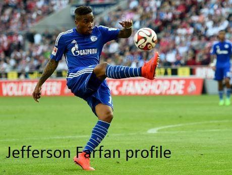 Jefferson Farfan Peru