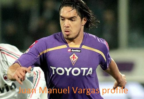 Juan Manuel Vargas profile, height, wife, family, salary and club career