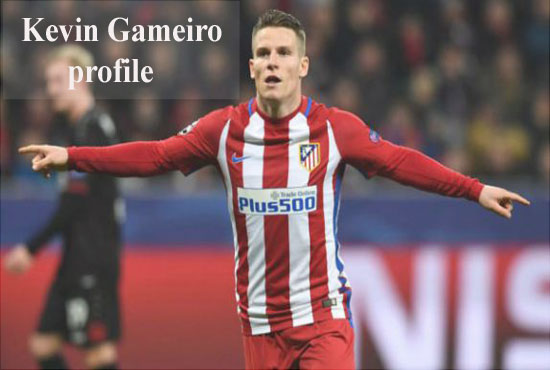 Kevin Gameiro profile, height, wife, goals, age, injury and club career