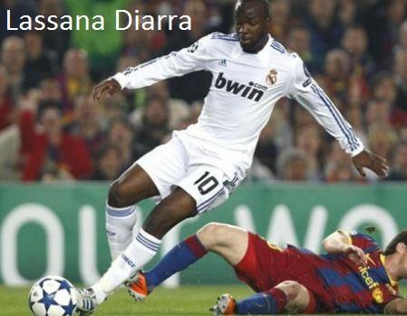 Lassana Diarra profile
