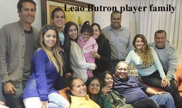 Leao Butron family