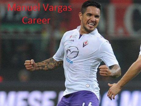 Manuel Vargas profile