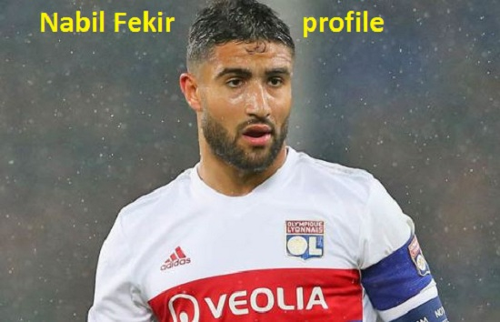 Nabil Fekir profile, height, wife, religion, family, injury, and club career