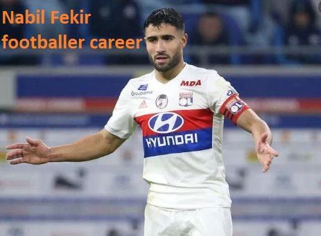 Nabil Fekir