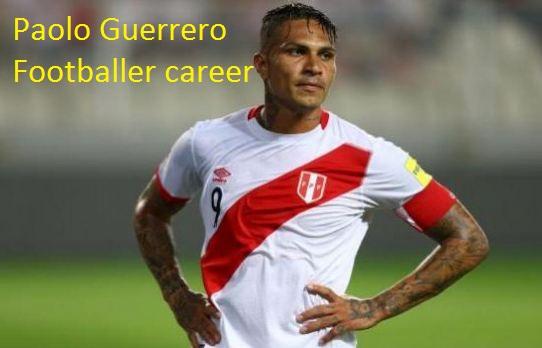 Paolo Guerrero profile