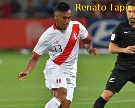 Renato Tapia profile