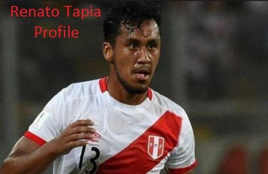 Renato Tapia profile, salary, height, injury, wife, family, FIFA 18 and club career
