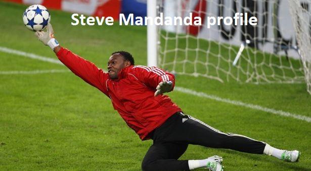 Steve Mandanda profile