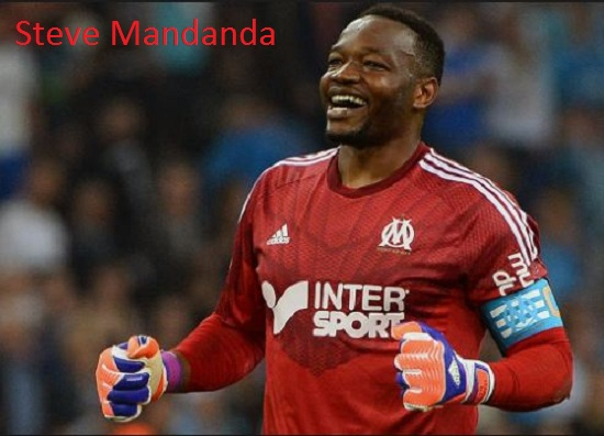 Steve Mandanda Profile, wife, family, FIFA 18, age, injury and club career