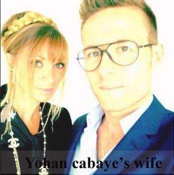 Yohan Cabaye wife Fiona
