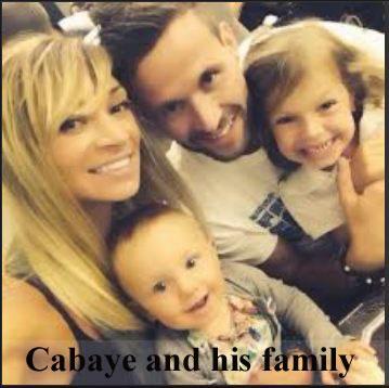 Yohan cabaye family