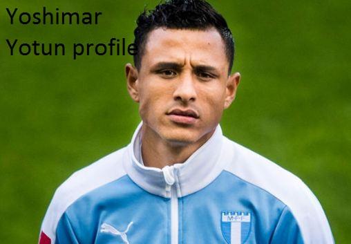 Yoshimar Yotun profile, height, wife, family, salary and club career