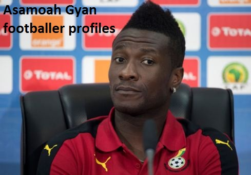 Asamoah Gyan player, family, salary, wife, FIFA and club career