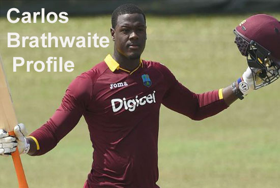 Carlos Brathwaite Cricketer, Batting career, IPL, brother, height, bat and so