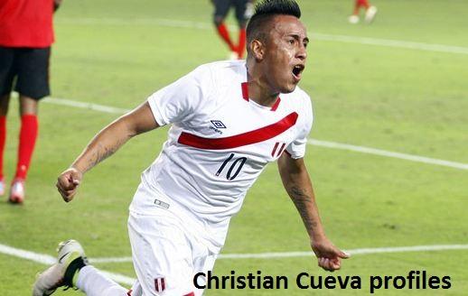 Christian Cueva Peru
