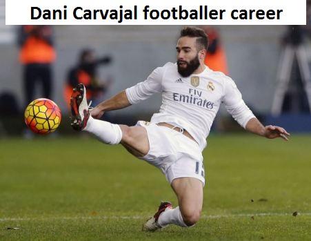 Dani Carvajal profile
