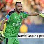 David Ospina profile