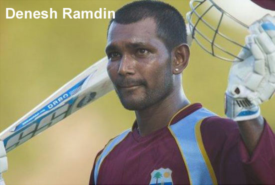 Denesh Ramdin Cricketer, height, wedding, family, wife, and so