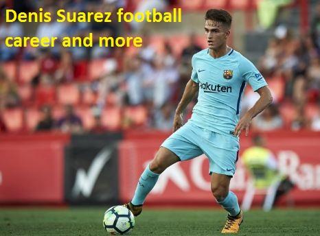 Denis Suarez profile