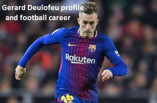 Gerard Deulofeu profile
