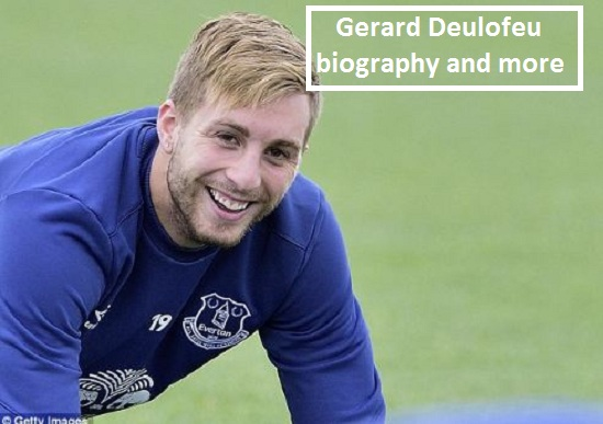 Gerard Deulofeu Profile, height, wife, family, net worth, injury, and more