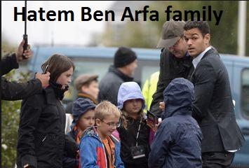 Hatem Ben Arfa family