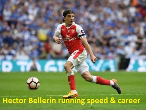 Hector Bellerin speed