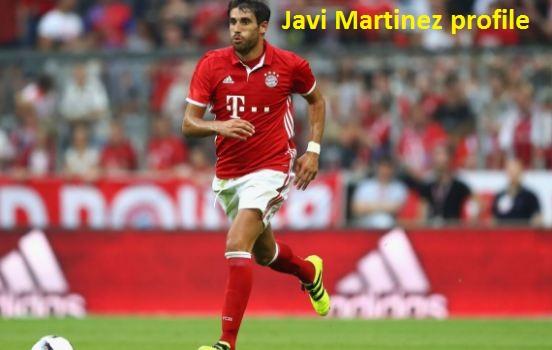Javi Martinez height