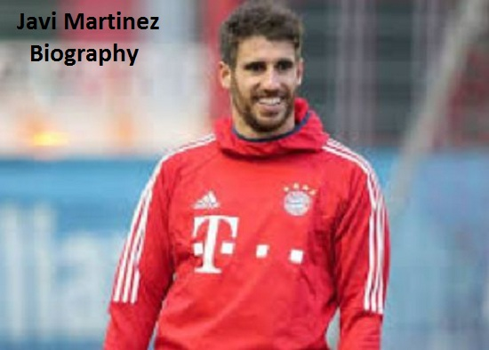 Javi Martinez profile, height, wife, family, net worth and club career